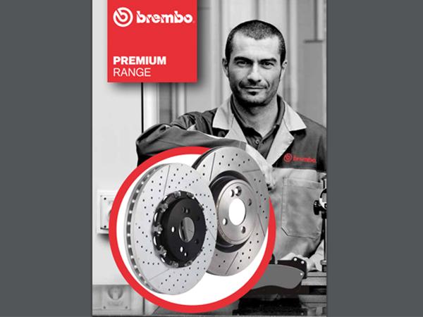 Brembo Leafleft