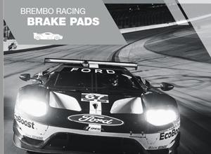 brembo racing pastiglie