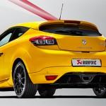 "Akrapovič aggiunge alla Renault Mégane RS ""Quel certo non so che"""