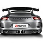 Akrapovič porta la GT3 ancora più in alto