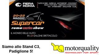 Motorquality vi aspetta al Padiglione 5, Stand C3!