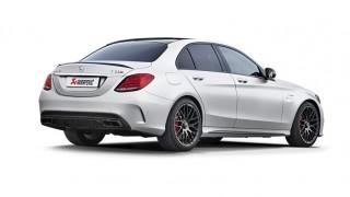 Akrapovič amplia la collezione per Mercedes-AMG!