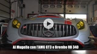 Giornata in pista con Stefano Pezzucchi, il Team Krypton e Brembo RB 340