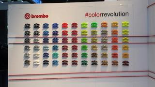 Brembo alla Internationale Automobilausstellung (IAA) di Francoforte