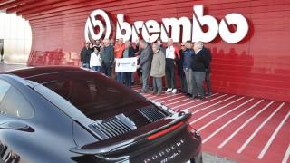 Porsche Club Italia incontra Brembo!