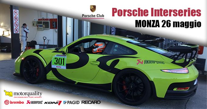 Porsche Monza inter Sito