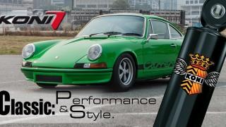 Koni Classic: Performance & Style!
