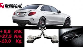 Akrapovic e Mercedes: un binomio perfetto!