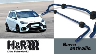 Barre antirollio H&R: personalizza al meglio al tua auto!