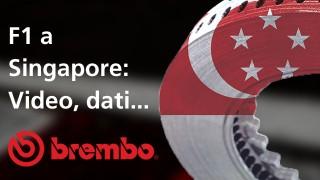 F1 di Singapore: guarda le migliori staccate.