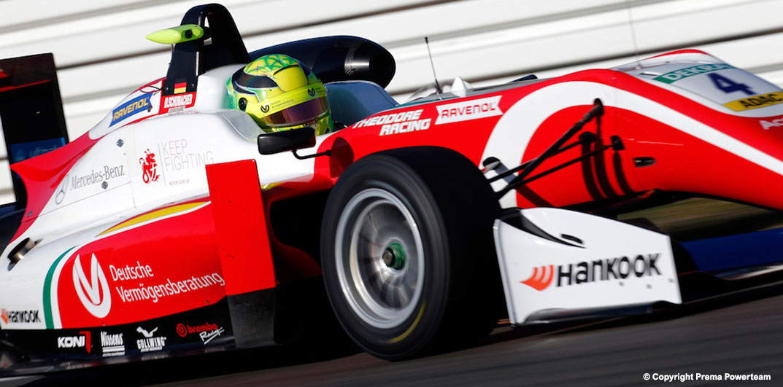 FIA Formula 3 European Championship, round 10, Hockenheim (DEU)